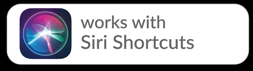 SiriShortcuts
