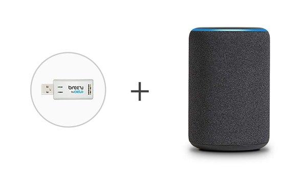 Control your AC with Amazon Alexa using Cielo Breezi