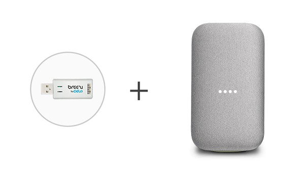 Control your AC with Google Home using Cielo Breezi