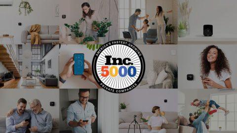 Cielo WiGle Inc. Makes the List - Inc. 5000 2021