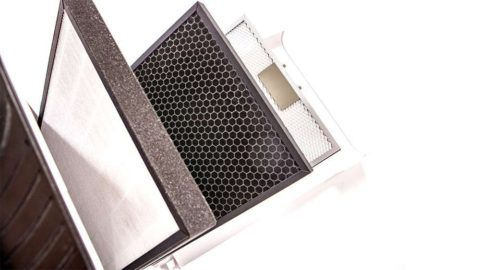 Different types of air filters