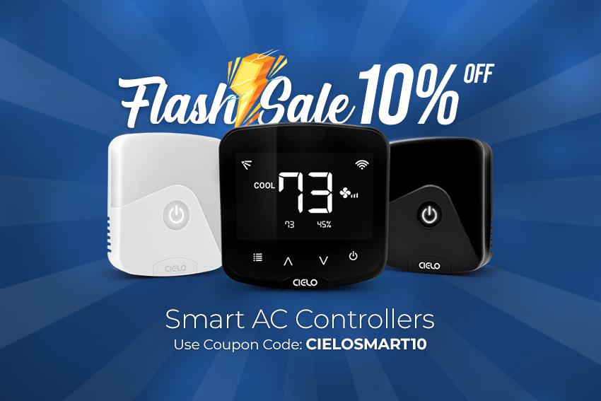 Cielo Breez Smart Air Conditioner Controllers Flash Sale